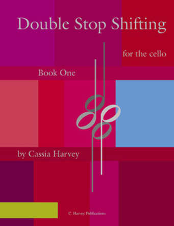 Double Stop Etudes for the Cello, Book One