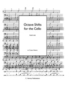 Octave Shifts for the Cello, Book One