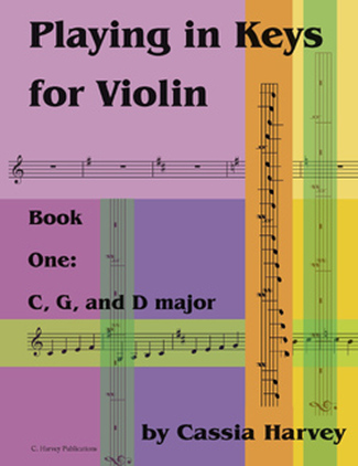 Playing in Keys for Violin, Book One