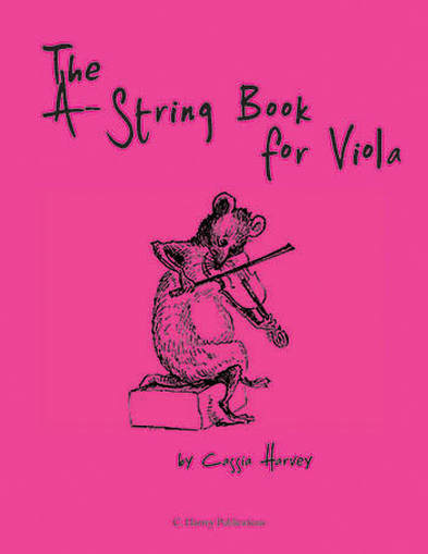 The A-String Book for Viola