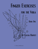 Finger Exercises for Viola, Book One