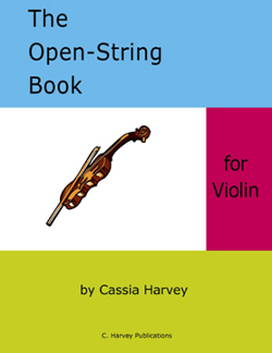 The Open-String Book for Cello