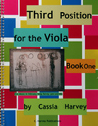 Third Position for the Viola, Book One