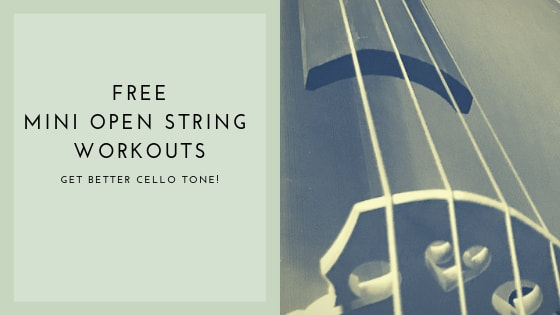 Free Cello Bowing Workouts