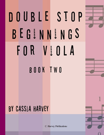 Double Stop Beginnings for Viola, Book Two