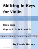 Shifting in Keys for Violin, Book One