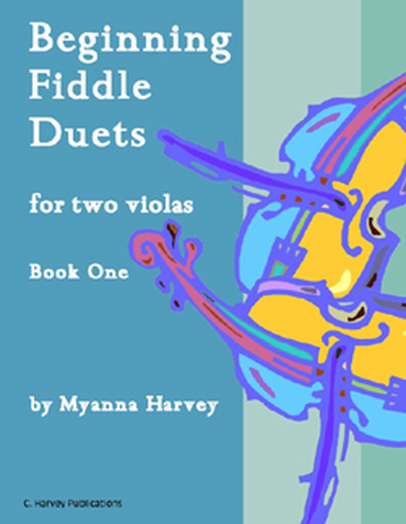 Flying Fiddle Duets for Two Violas