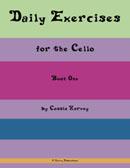 Daily Exercises for the Cello, Book One