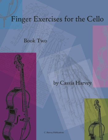 Finger Exercises for the Cello, Book Two
