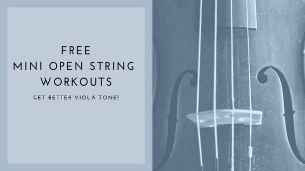 Free Viola Bowing Exercises!