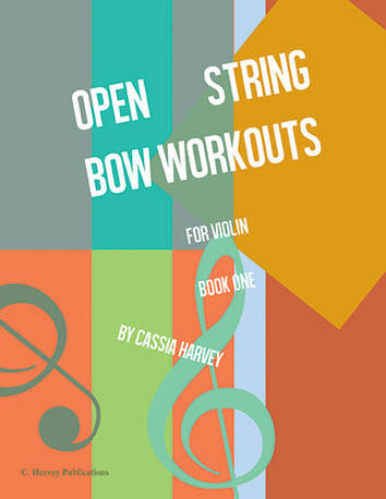 Open String Bow Workouts for Violin