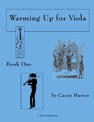 Warming Up for Viola, Book One