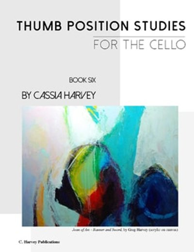 Thumb Position Studies for the Cello, Book Six