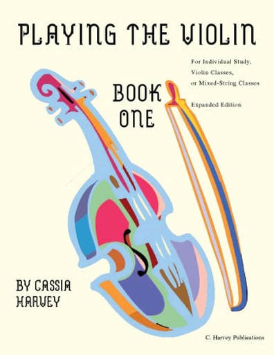 Playing the Violin, Book One